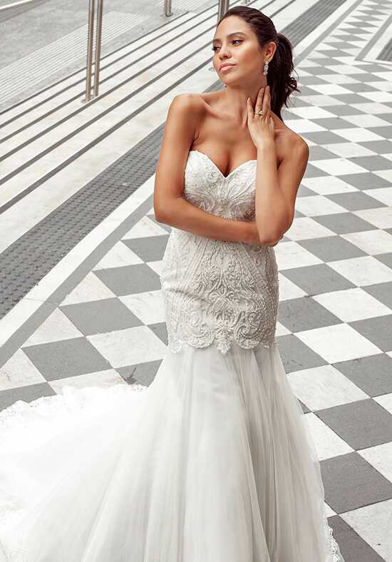 Mia Solano M1789L Mermaid Wedding Dress