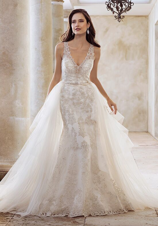 Sophia Tolli Y11883 Olympia Mermaid Wedding Dress