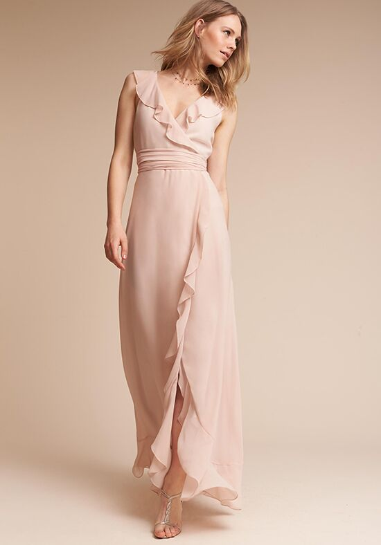 BHLDN (Bridesmaids) Joelle V-Neck Bridesmaid Dress