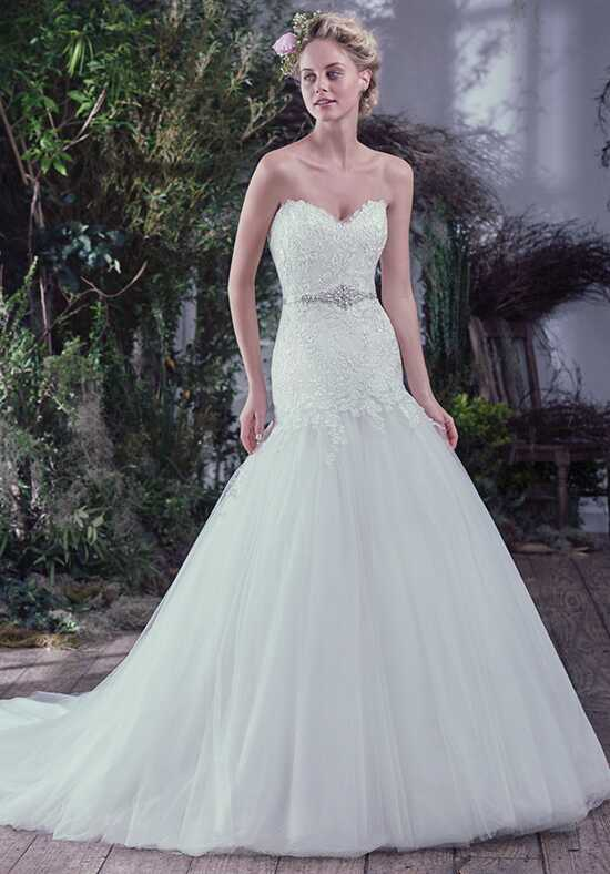 Maggie Sottero Oksana Wedding Dress photo