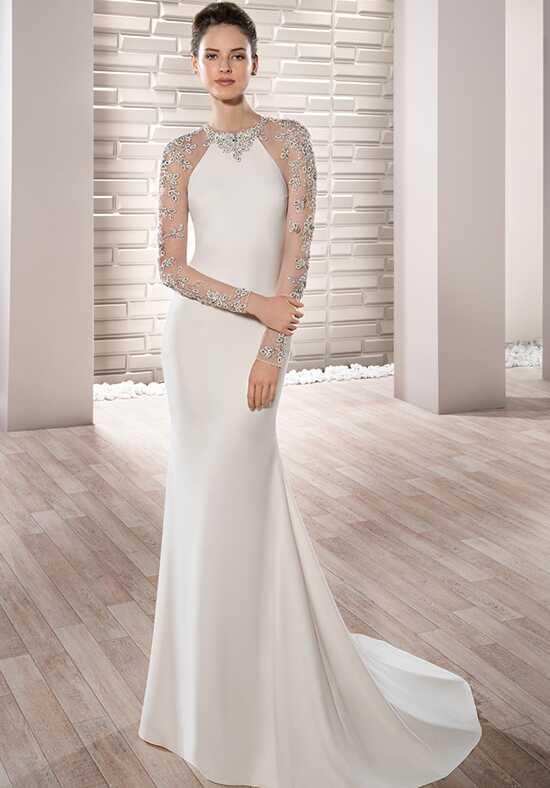 Demetrios Wedding Dress C213 : Demetrios sheath wedding dress