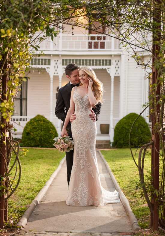 Martina Liana 811 Mermaid Wedding Dress