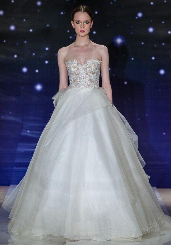 Reem Acra She\'s Wonderful Wedding Dress - The Knot