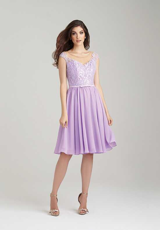Allure Bridesmaids 1453 Bridesmaid Dress