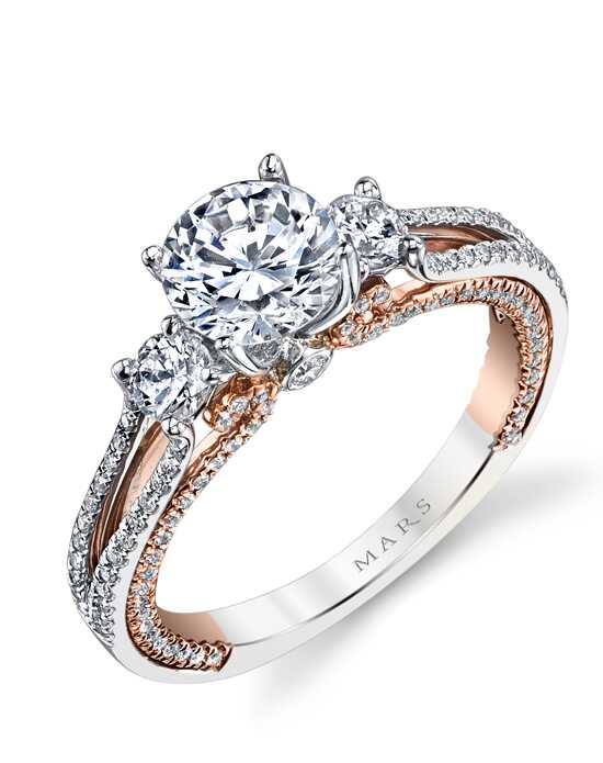 bague en monture ring diamant band solitaire p rings pave engagement affine fine diamond