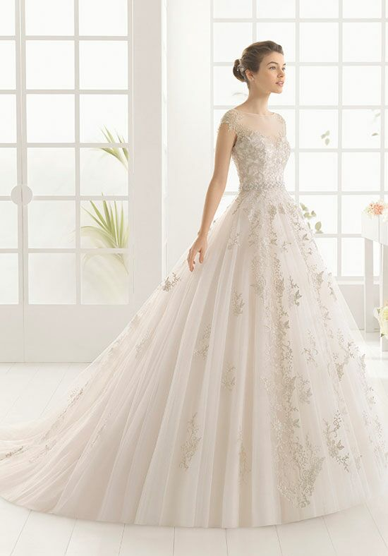 Aire Barcelona MONACO Ball Gown Wedding Dress