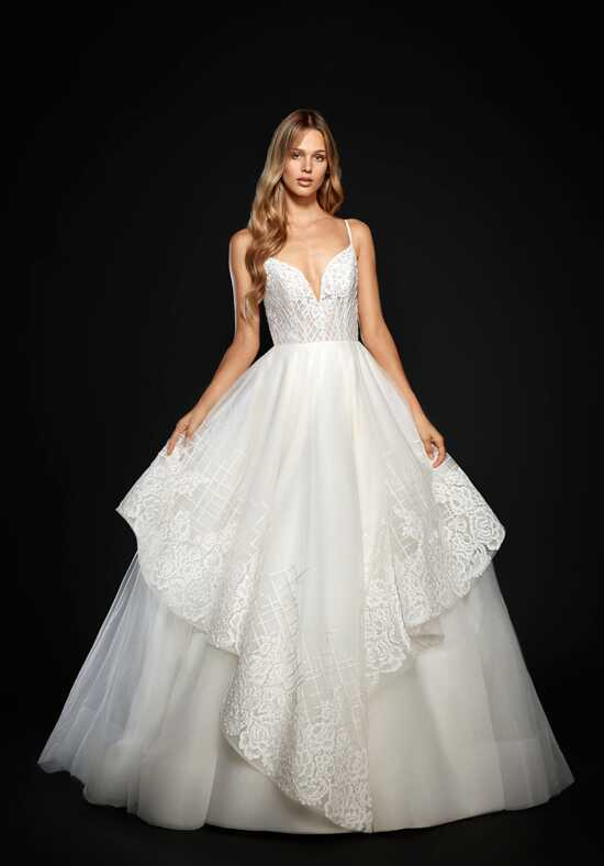 Hayley Paige Hollace-6702 Ball Gown Wedding Dress