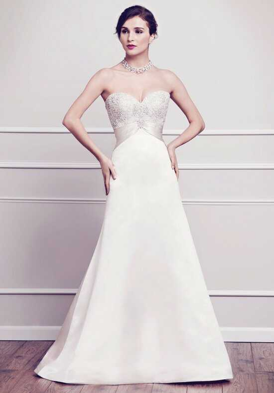 Kenneth Winston 1577 A-Line Wedding Dress