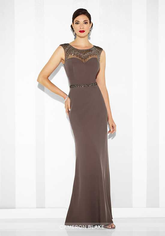 Cameron Blake 117606 Black Mother Of The Bride Dress