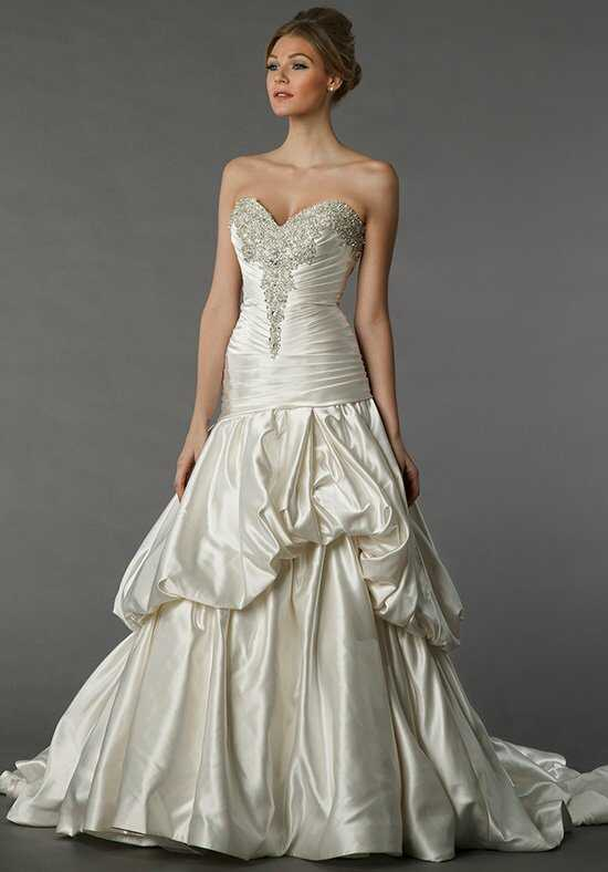 Danielle Caprese for Kleinfeld 113083 A-Line Wedding Dress