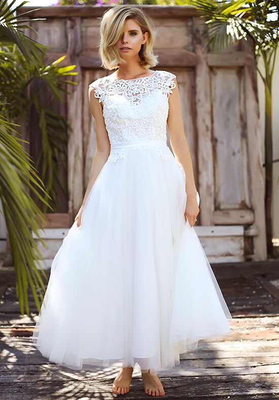 Mia Solano ML9717 A-Line Wedding Dress