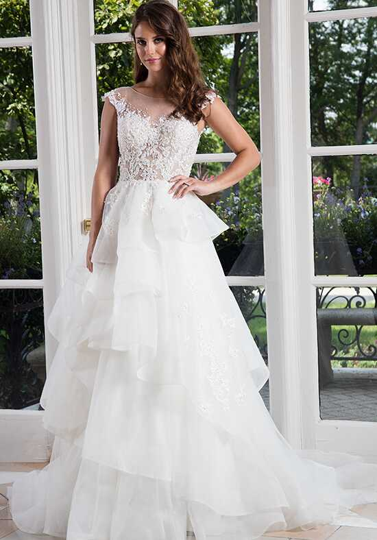 Lo' Adoro M603 Ball Gown Wedding Dress
