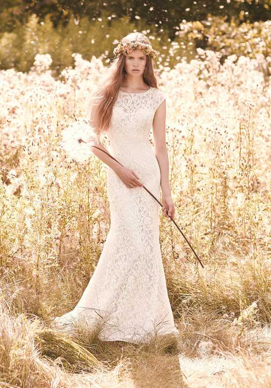 Mikaella 2059 Sheath Wedding Dress