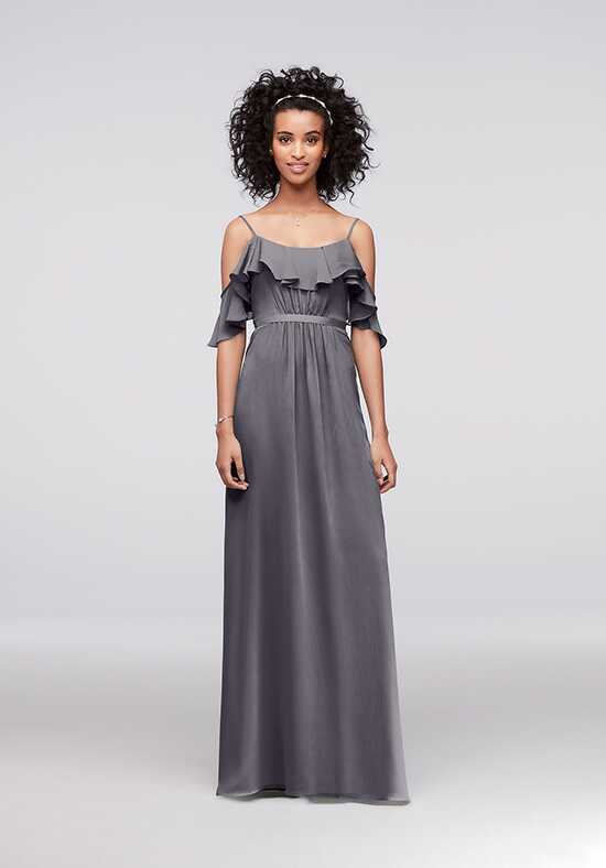 David's Bridal Collection David's Bridal Style F19508 Scoop Bridesmaid Dress