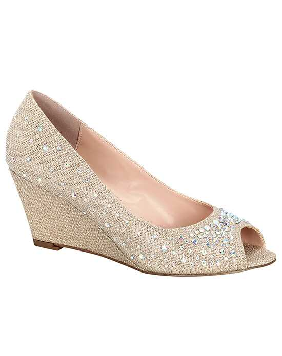 De Blossom Collection Half-3 Wedding Shoes photo