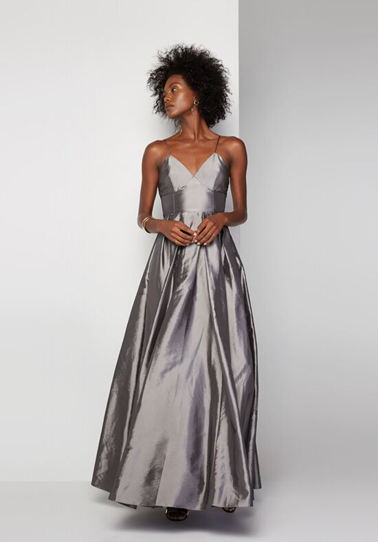 Fame and Partners Bridesmaid Brie V-Neck Bridesmaid Dress