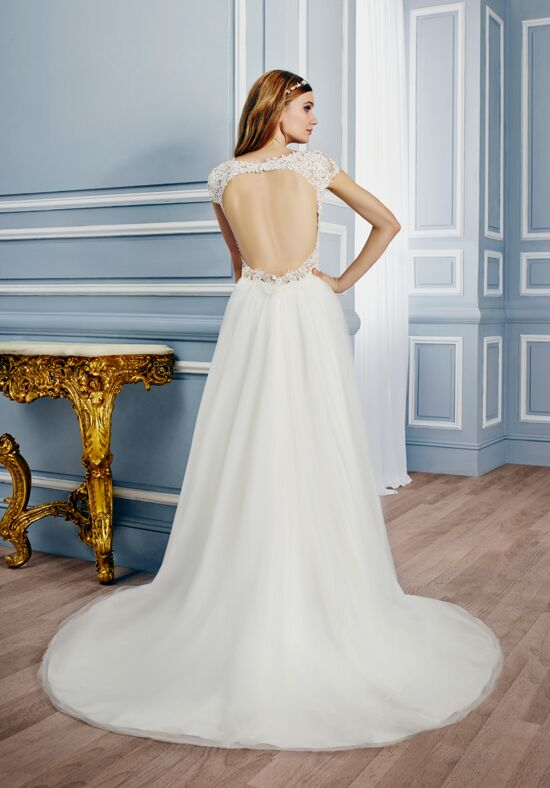 Moonlight Tango T753 A-Line Wedding Dress
