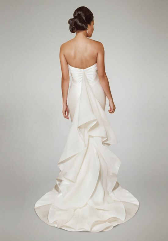 Matthew christopher arya wedding dress the knot for Matthew christopher wedding dress prices