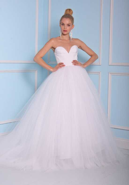 Christian Siriano for Kleinfeld BSS17-17026 Wedding Dress photo