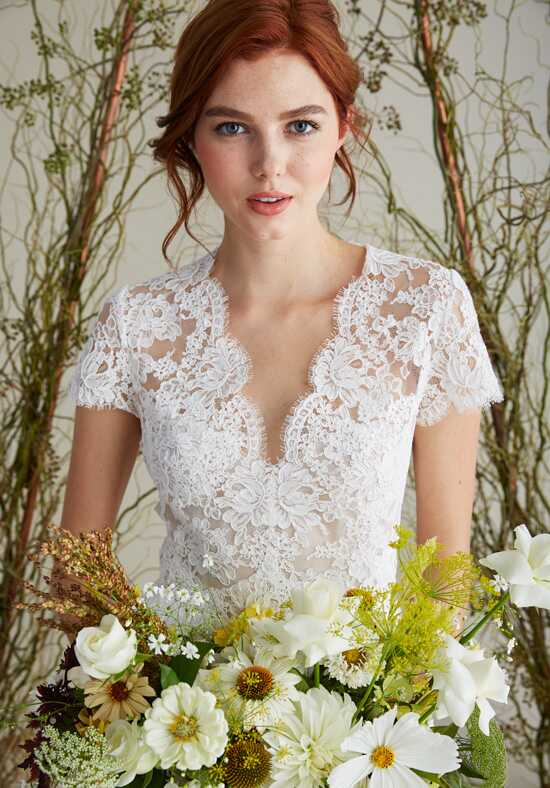 Summer in Provence Amelie A-Line Wedding Dress