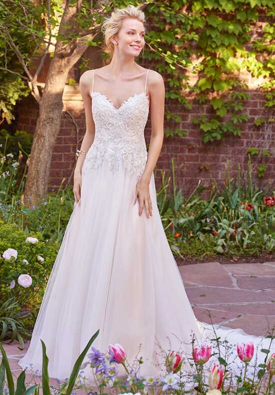 Rebecca Ingram Marjorie A-Line Wedding Dress