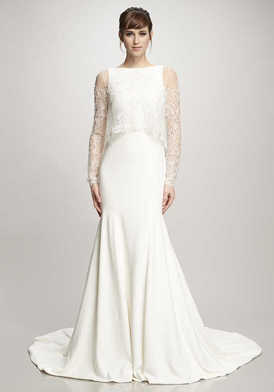 THEIA Amber Sheath Wedding Dress