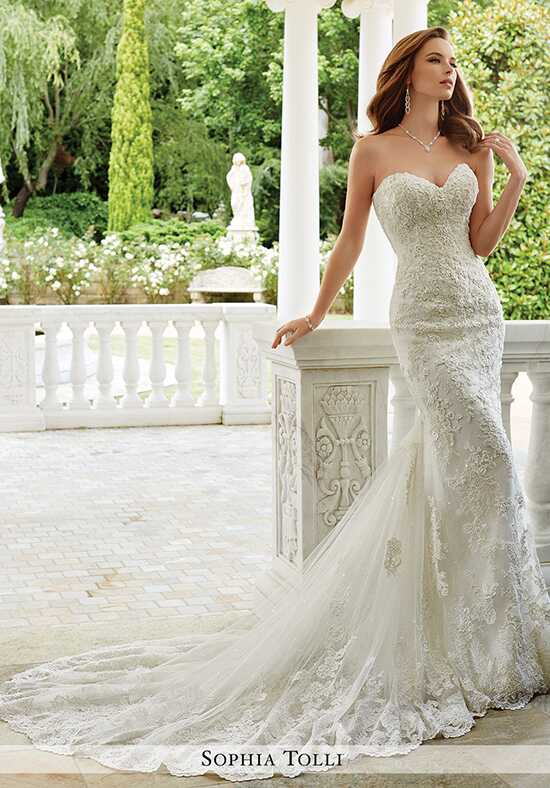 Sophia Tolli Y21674 Napoli Mermaid Wedding Dress