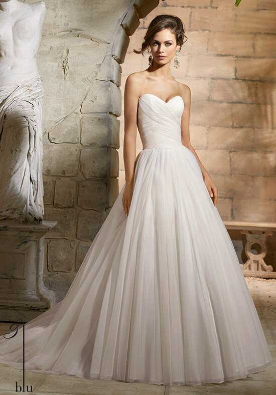 Morilee by Madeline Gardner/Blu 5364 Ball Gown Wedding Dress