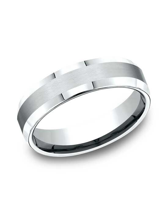 Benchmark CF66416W White Gold Wedding Ring