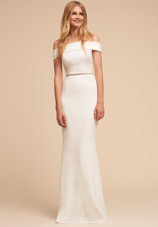BHLDN Legacy Dress Sheath Wedding Dress