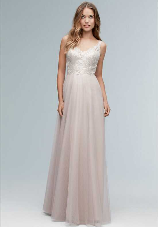 Wtoo Maids 154i V-Neck Bridesmaid Dress