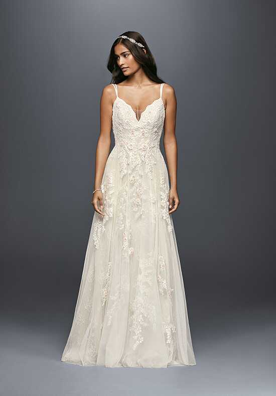 Melissa Sweet for David's Bridal Melissa Sweet Style MS251177 A-Line Wedding Dress