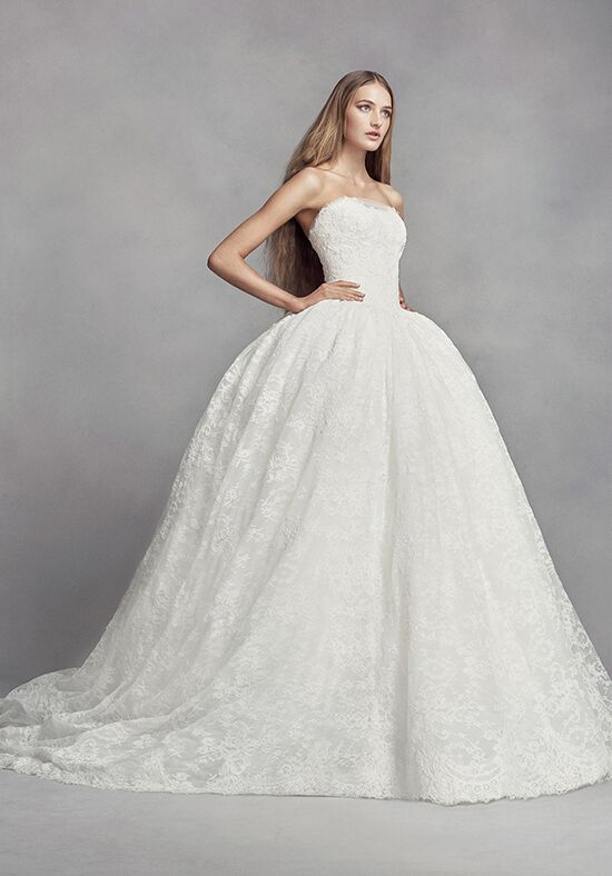 White by vera wang white by vera wang style vw351372 wedding dress white by vera wang white by vera wang style vw351372 ball gown wedding dress junglespirit Gallery