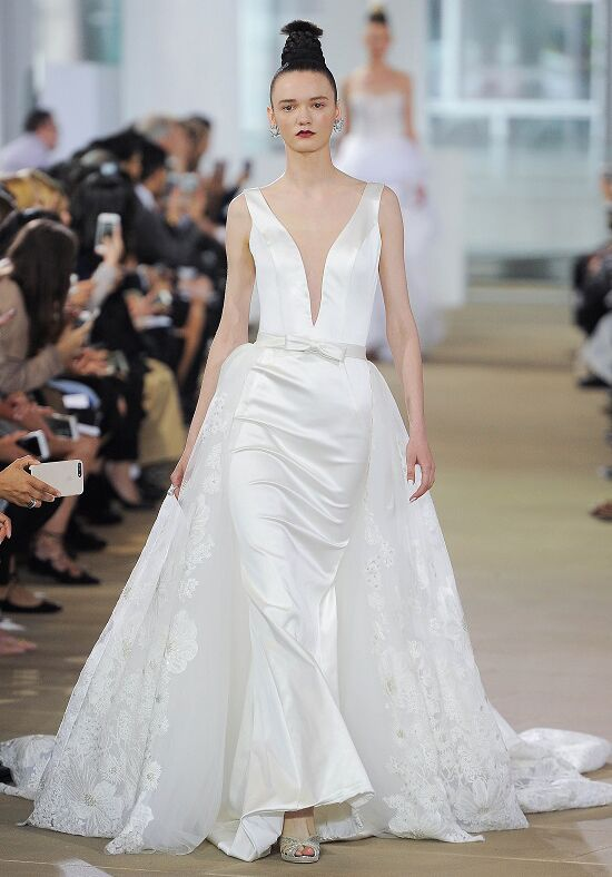 Ines Di Santo Laura Sheath Wedding Dress