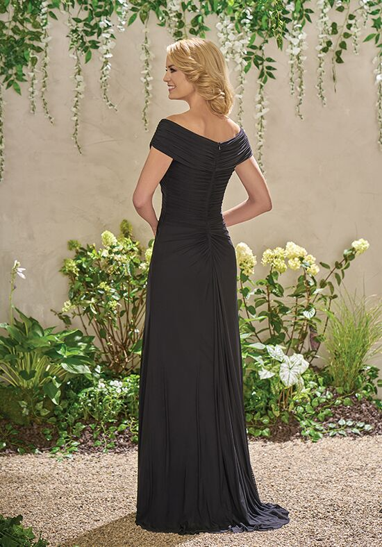Jade J195001 Black Mother Of The Bride Dress
