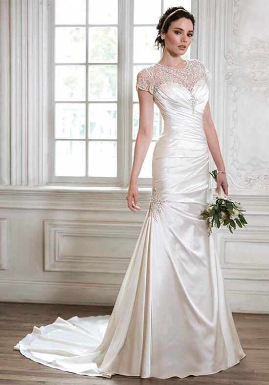 Maggie Sottero Aideen Wedding Dress - The Knot