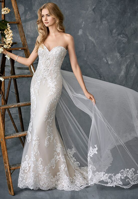 Kenneth Winston 1775 A-Line Wedding Dress