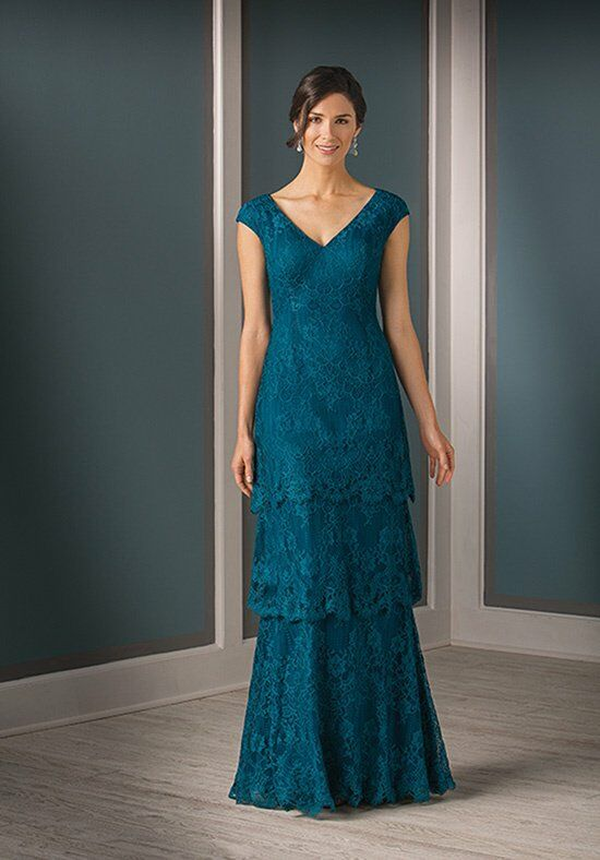Jade Couture K188007 Green Mother Of The Bride Dress