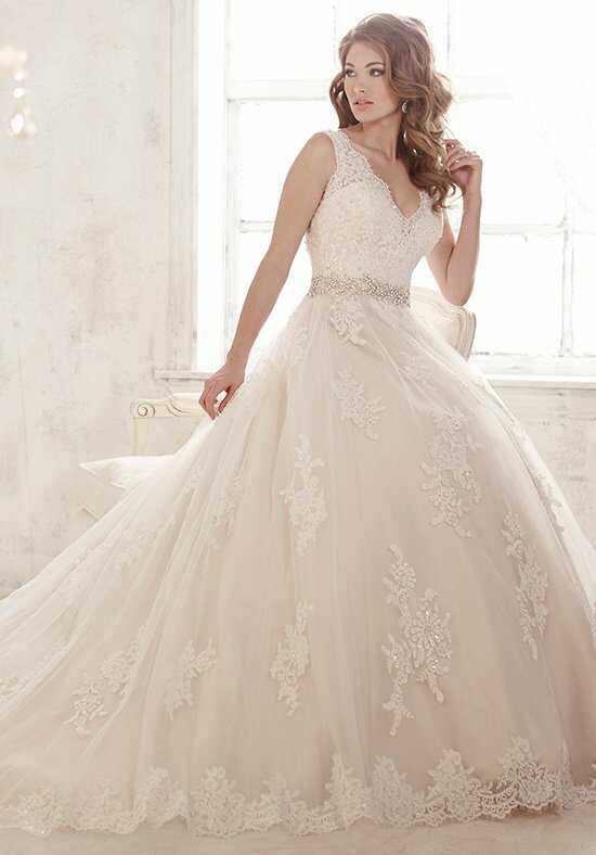 Christina Wu Brides 15580 Wedding Dress photo