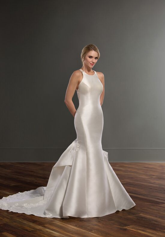 Martina Liana 893 Mermaid Wedding Dress