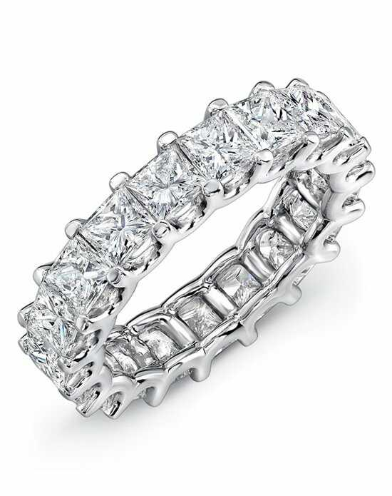 Uneek Fine Jewelry ETPC400 Platinum Wedding Ring