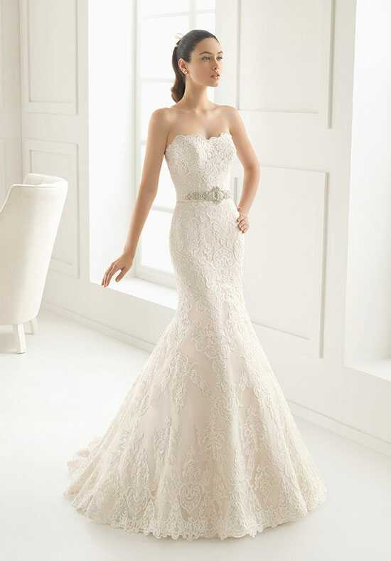 Two by Rosa Clará ESTILO Mermaid Wedding Dress