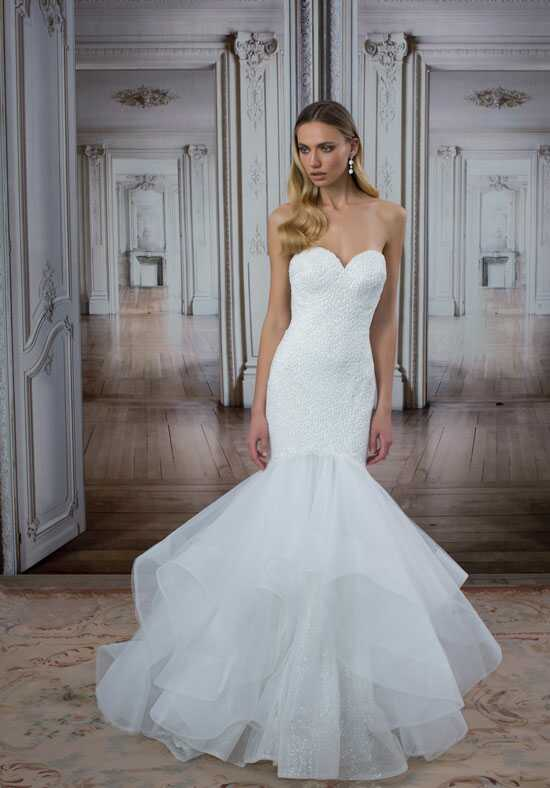 LOVE by Pnina Tornai for Kleinfeld 14417 Mermaid Wedding Dress