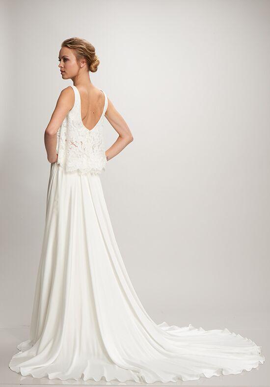 THEIA Poppy Top Marlena Skirt Wedding Dress