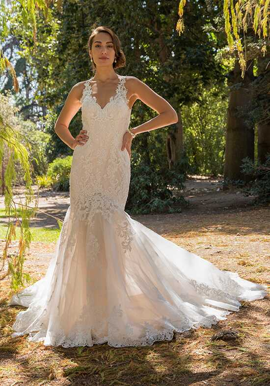 Venus Bridal VE8399N Mermaid Wedding Dress