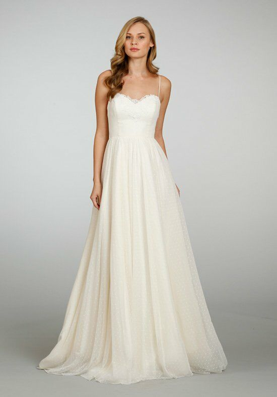 Blush by Hayley Paige 1304 - Dahlia A-Line Wedding Dress