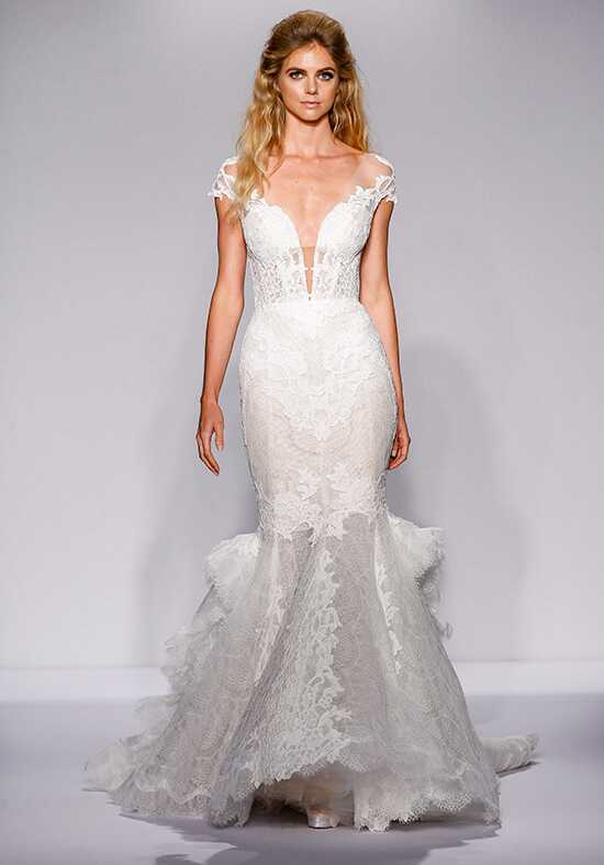 Pnina tornai for kleinfeld wedding dresses for Kleinfeld mermaid wedding dresses