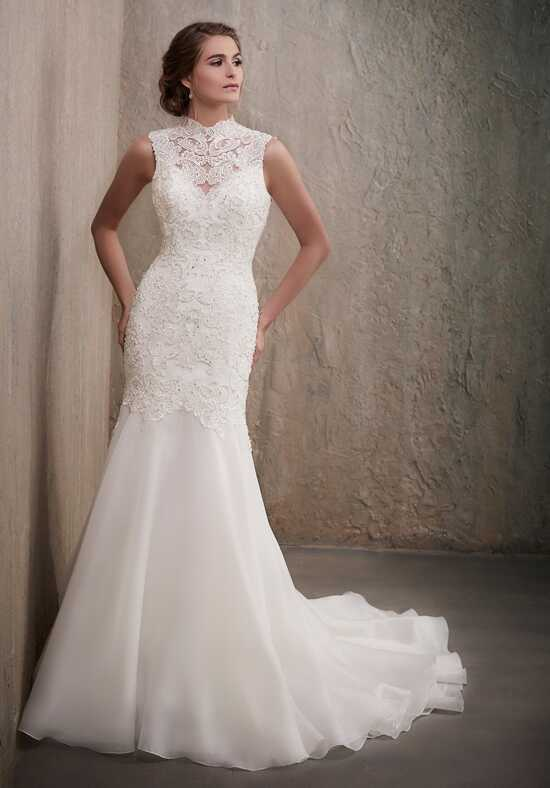 Adrianna Papell Platinum 31025 Wedding Dress