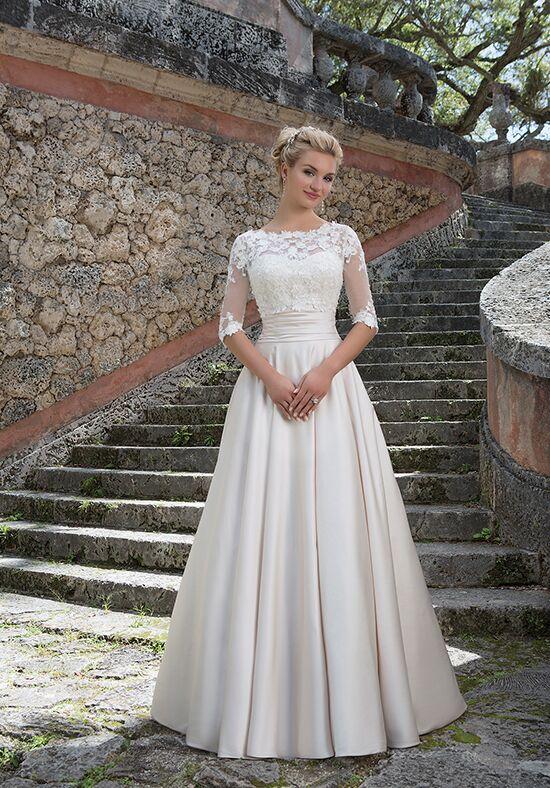 Sincerity Bridal 3877 Ball Gown Wedding Dress