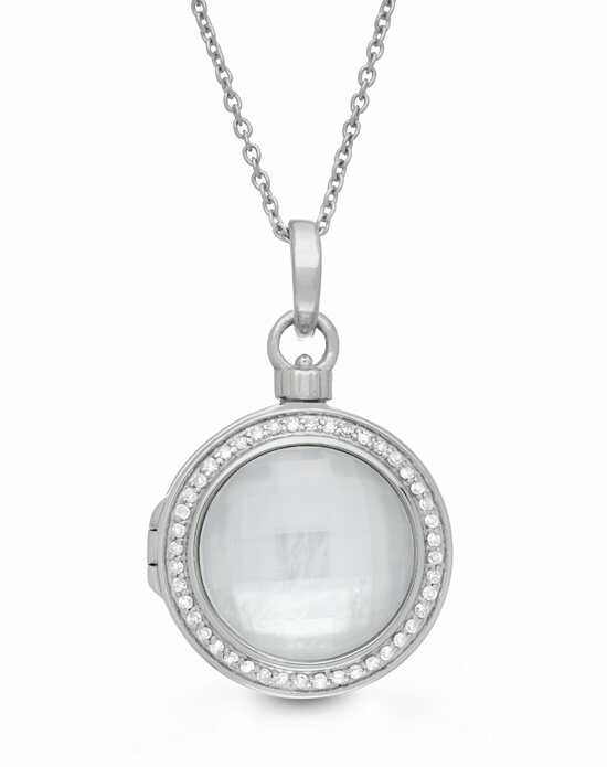 With You Lockets Michael Necklace (Sterling) Wedding Necklace photo